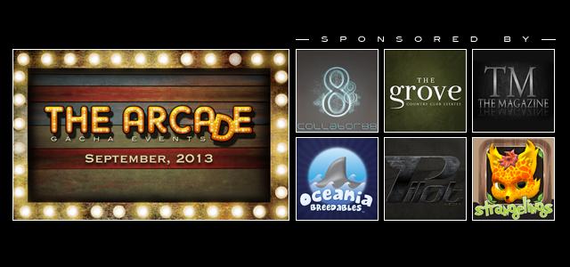 September 2013 Sponsors