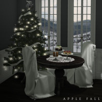 Apple Fall - Christmas
