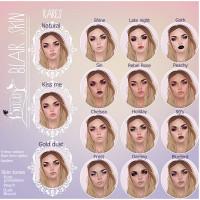 Birdy - Blair Skin