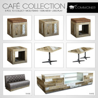 Commoner - Cafe Collection