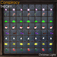 Conspiracy Theory - Christmas Lights