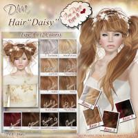 """Diva - Hair """"Daisy"""""""