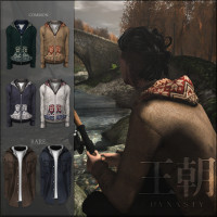 Dynasty - Nordic & Winter Hoodies