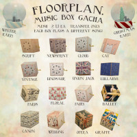Floorplan - Music Box Gacha