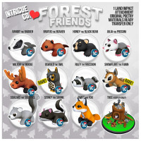 Intrigue Co. - Plushie Pals: Forest Friends