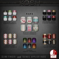 Kosh - Slink Nail Appliers Mix