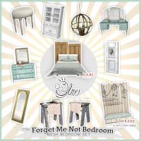 Olive - Forget Me Not Bedroom