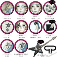 Pure Poison Designs - The Stars Collection