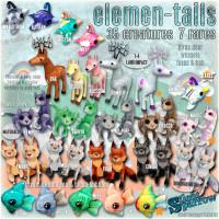 Silent Sparrow - Elemen-tails!