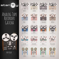 Standby Inc. - Analog Tape Recorder
