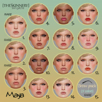 The Skinnery - Maya