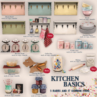 Tres Blah - Kitchen Basics