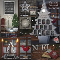 Trompe Loeil - The 2013 Advent Calendar