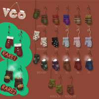VCO - Gloves Necklace