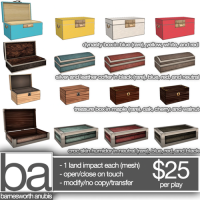 Barnesworth - Decorative Boxes