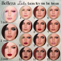 Belleza - Leia
