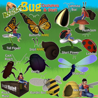 Boogers - Bug Costumes & Stuff