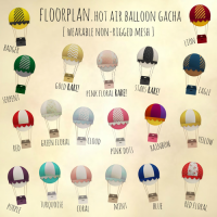 Floorplan - Hot Air Balloon Gacha