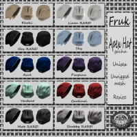 Fruk - Apex Hat