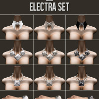 Gizza - Electra Set