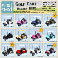 What Next - Golf Cart Rezzer HUD