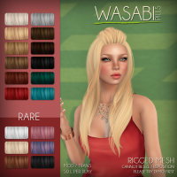 Wasabi Pills - Melissa Mesh Hair
