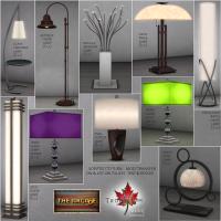 Trompe Loeil - Lamps Part 2
