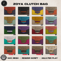 Shakeup - Zoya Clutch Bag