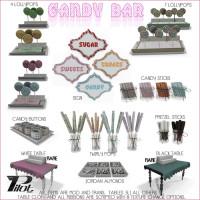 Pilot - Candy Bar