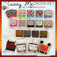 Olive - The Carry Me Satchel and Backiepacks Gacha
