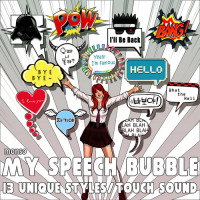 Monso - My Speech Bubble