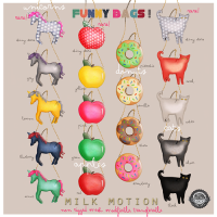 Milk Motion - Funny Bags