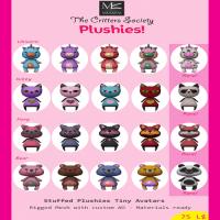 Miamai - Critters Society Plushie Avatars