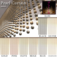 LeeZu - Pearl Curtain Mesh