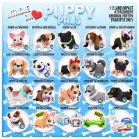 Intrigue Co - Plushie Pals: Puppy Pals