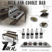 Pilot - Milk and Cookies Bar