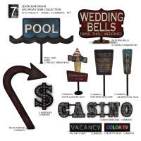 7 Emporium - Las Vegas Sign Collection