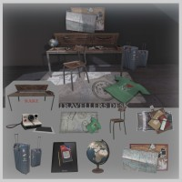 Consignment - Travellers Desk