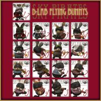 D-Lab - Flying Bunnies