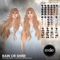 Exile - Rain or Shine