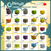 Intrigue Co. - Cubimals