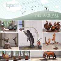 Ispachi - The Arrival