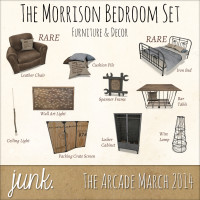 Junk. - The Morrison Bedroom Set