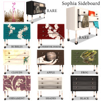 Leezu - Sophia Slideboard