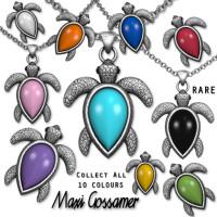 Maxi Gossamer - Teardrop Turtle