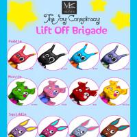 MIAMAI - Lift Off Brigade