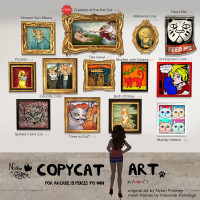 Nylon Outfitters - Copy Cat Art
