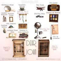 O.M.E.N. - Dear John Collection