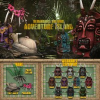 Remarkable Oblivion - Adventure Island