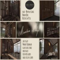 Scarlet Creative - Mountain Lodge